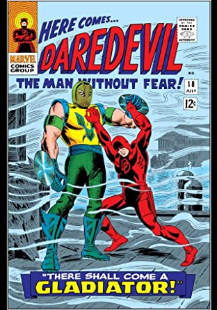 Daredevil (1964-1998) No.18