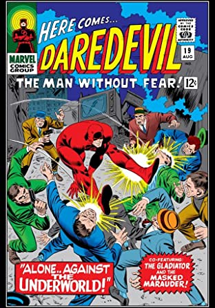 Daredevil (1964-1998) No.19