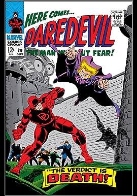 Daredevil (1964-1998) #20