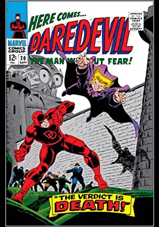 Daredevil (1964-1998) No.20