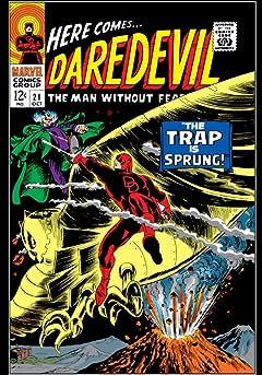 Daredevil (1964-1998) #21