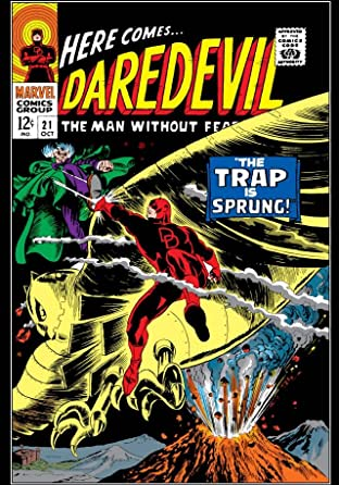 Daredevil (1964-1998) No.21