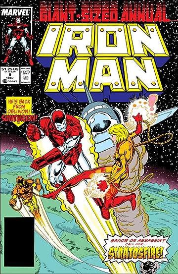 Iron Man (1968-1996) Annual #9
