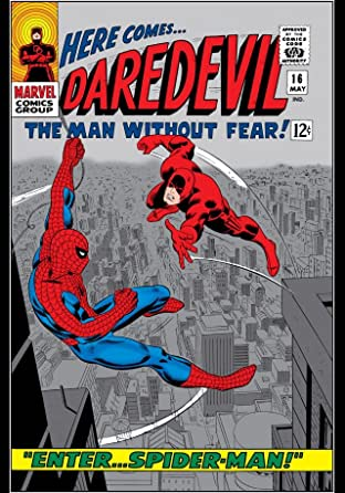 Daredevil (1964-1998) No.16