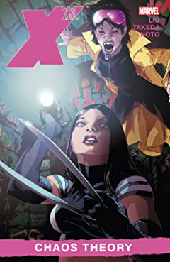 X-23 Vol. 2: Chaos Theory