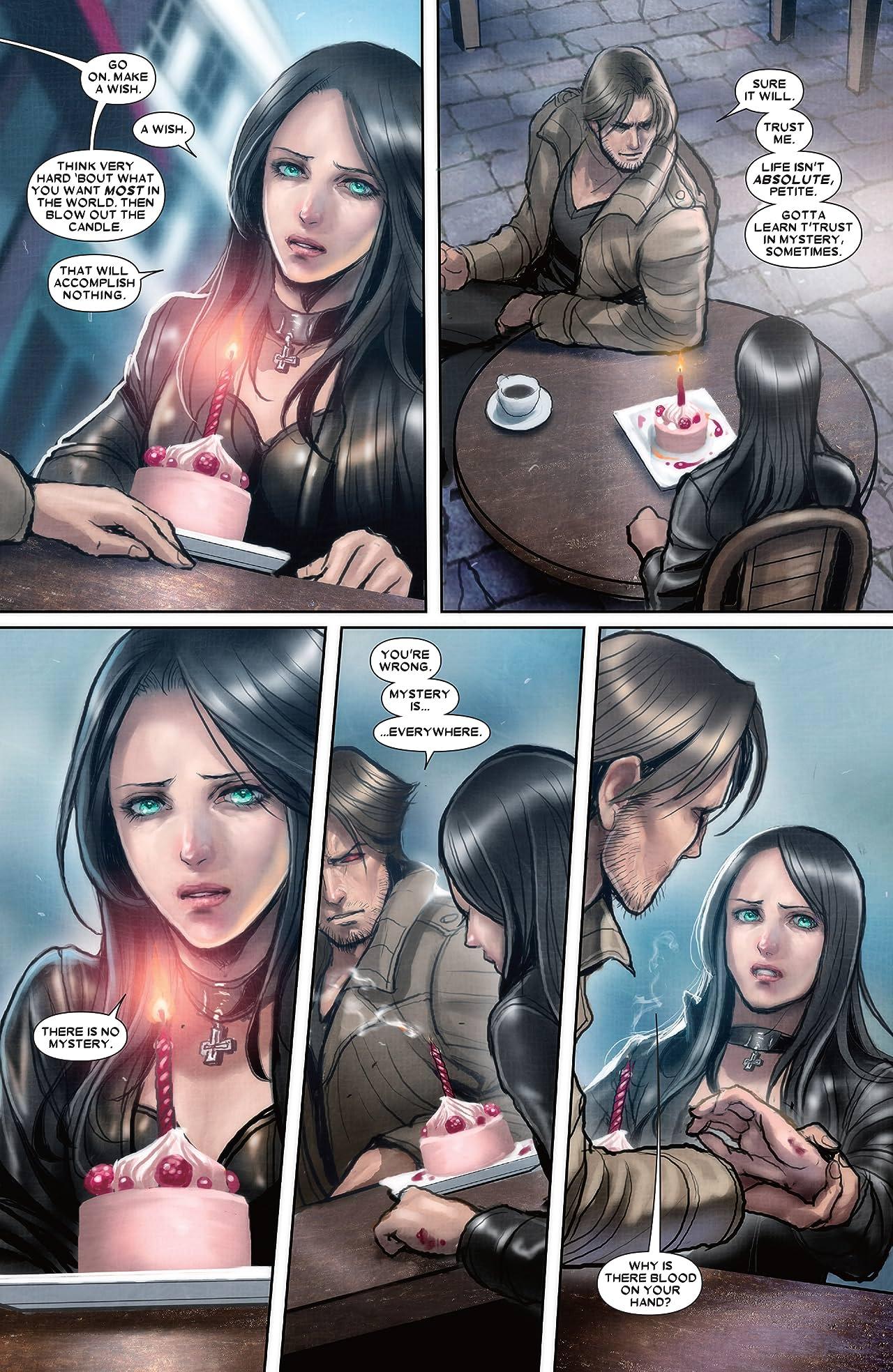 X-23 Vol. 2: Chaos Theory