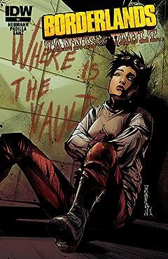 Borderlands: The Fall of Fyrestone #6: Tannis & The Vault Part 2