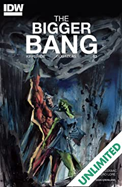 The Bigger Bang #3 (of 4)