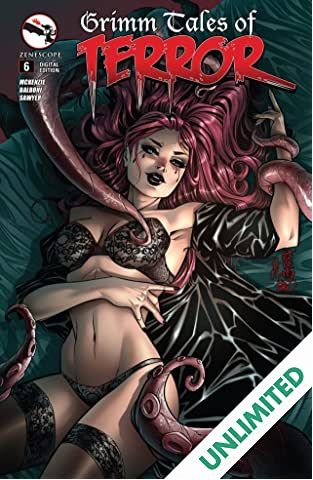 Grimm Tales of Terror Vol. 1 #6