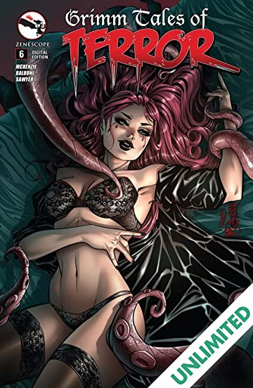 Grimm Tales of Terror Vol. 1 #6