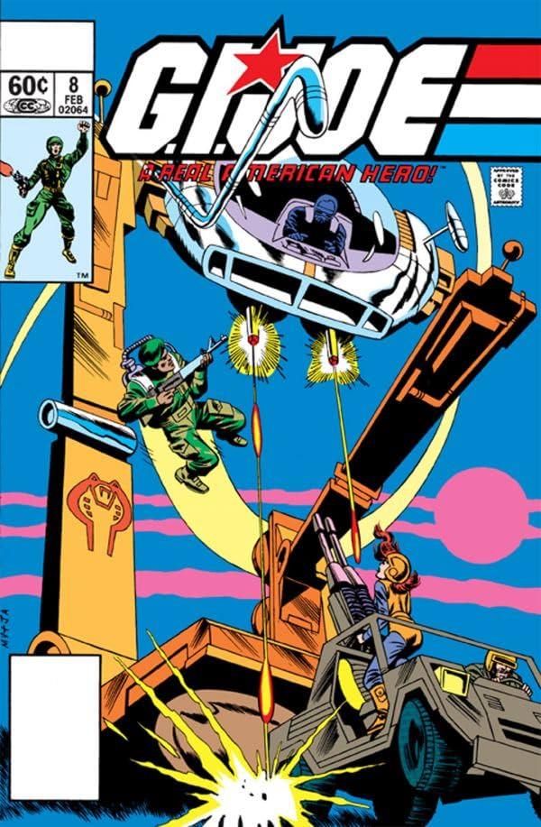 G.I. Joe: Classics #8