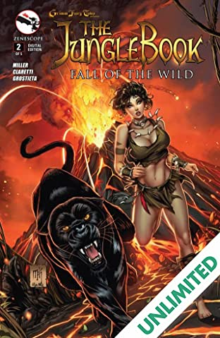 The Jungle Book: Fall of the Wild #2 (of 5)