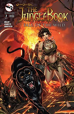 The Jungle Book: Fall of the Wild No.2 (sur 5)