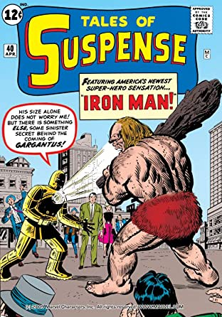 Tales of Suspense (1959-1968) #40