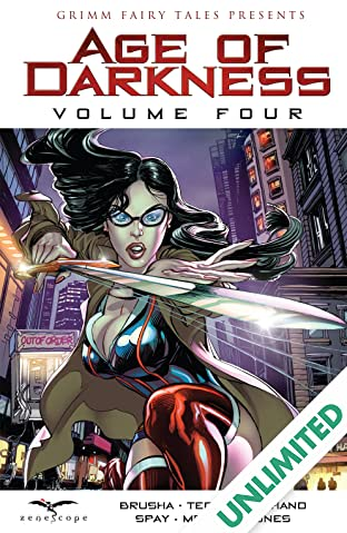 Grimm Fairy Tales: Age of Darkness Vol. 4