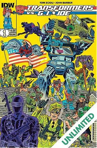 Transformers vs. G.I. Joe Vol. 1