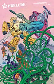 Transformers vs. G.I. Joe Vol. 1