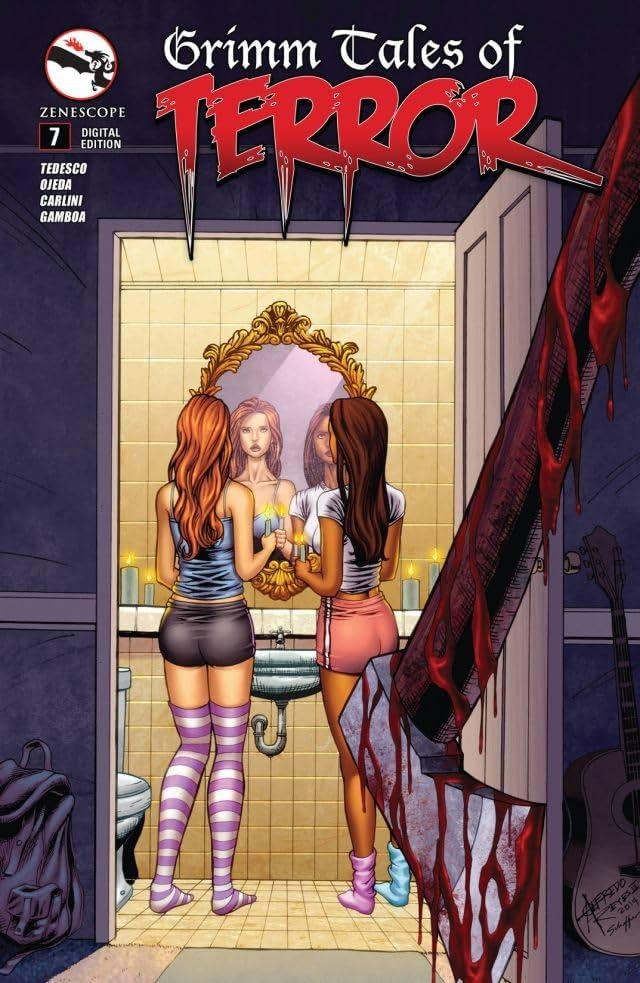 Grimm Tales of Terror Vol. 1 #7