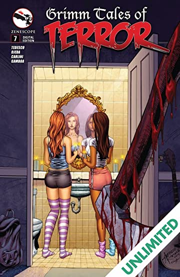 Grimm Tales of Terror Vol. 1 #7