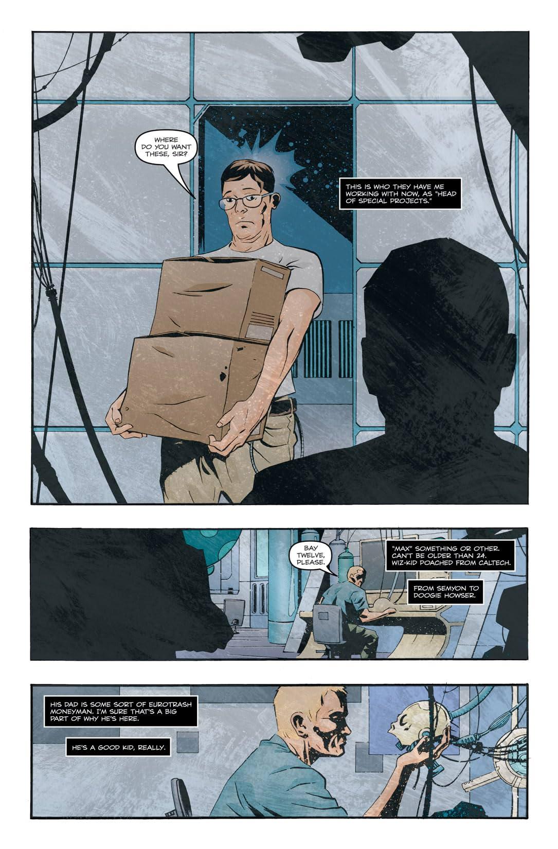 G.I. Joe: Cobra #4