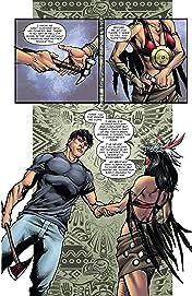 Dark Shaman #4 (of 4)