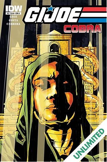 G.I. Joe: Cobra #5