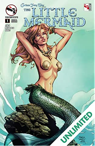Little Mermaid #1 (of 5)
