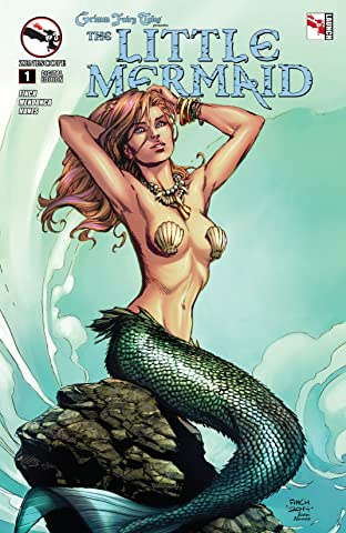 Little Mermaid #1 (of 5)