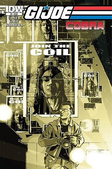 G.I. Joe: Cobra #9
