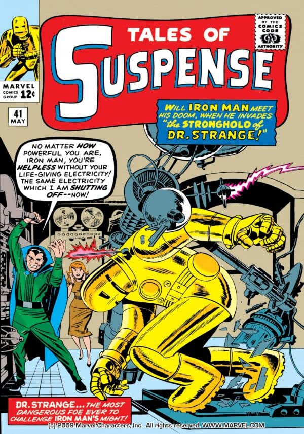 Tales of Suspense (1959-1968) #41