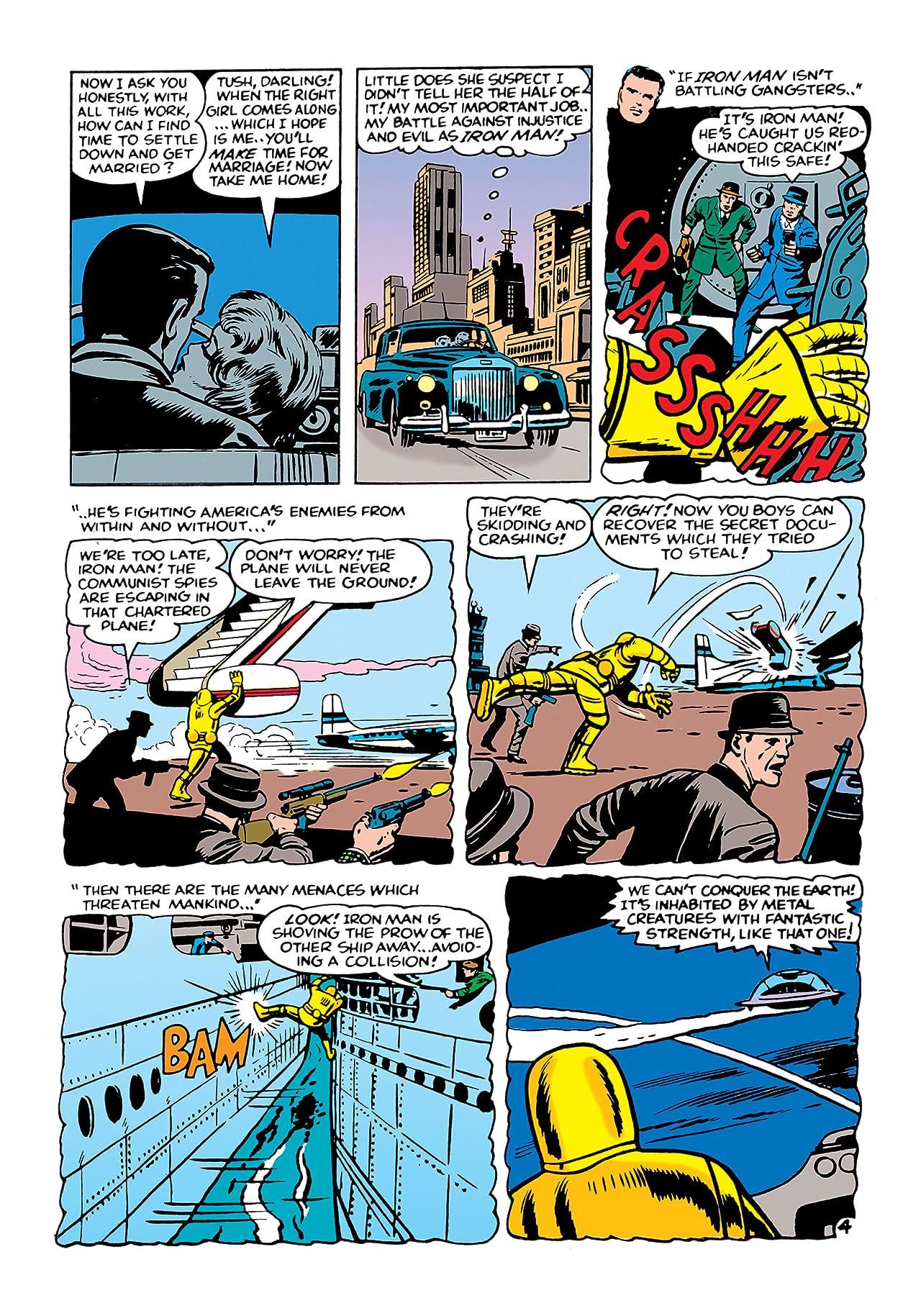 Tales of Suspense (1959-1968) #41