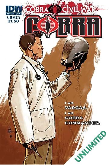G.I. Joe: Cobra (2011-2013) #1