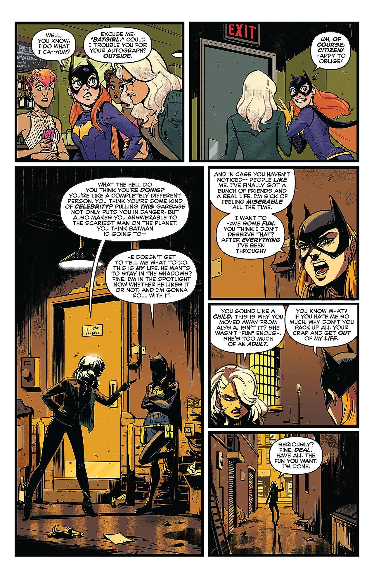 Batgirl (2011-2016) #38