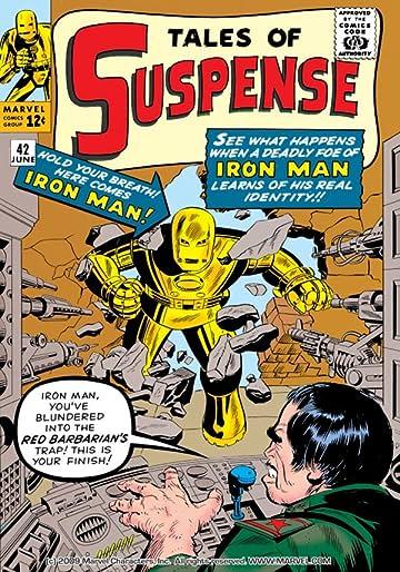 Tales of Suspense #42