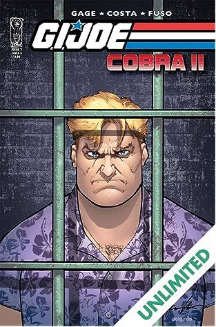 G.I. Joe: Cobra #1: Cobra II: Forked Tongue