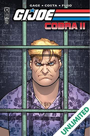 G.I. Joe: Cobra #1: Cobra II: Forked Tongue