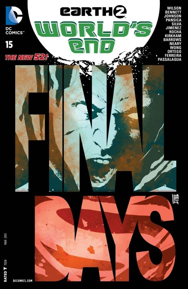 Earth 2: World's End (2014-2015) #15