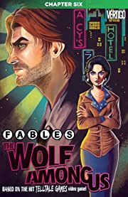 Fables: The Wolf Among Us No.6