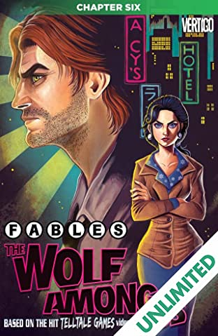 Fables: The Wolf Among Us #6