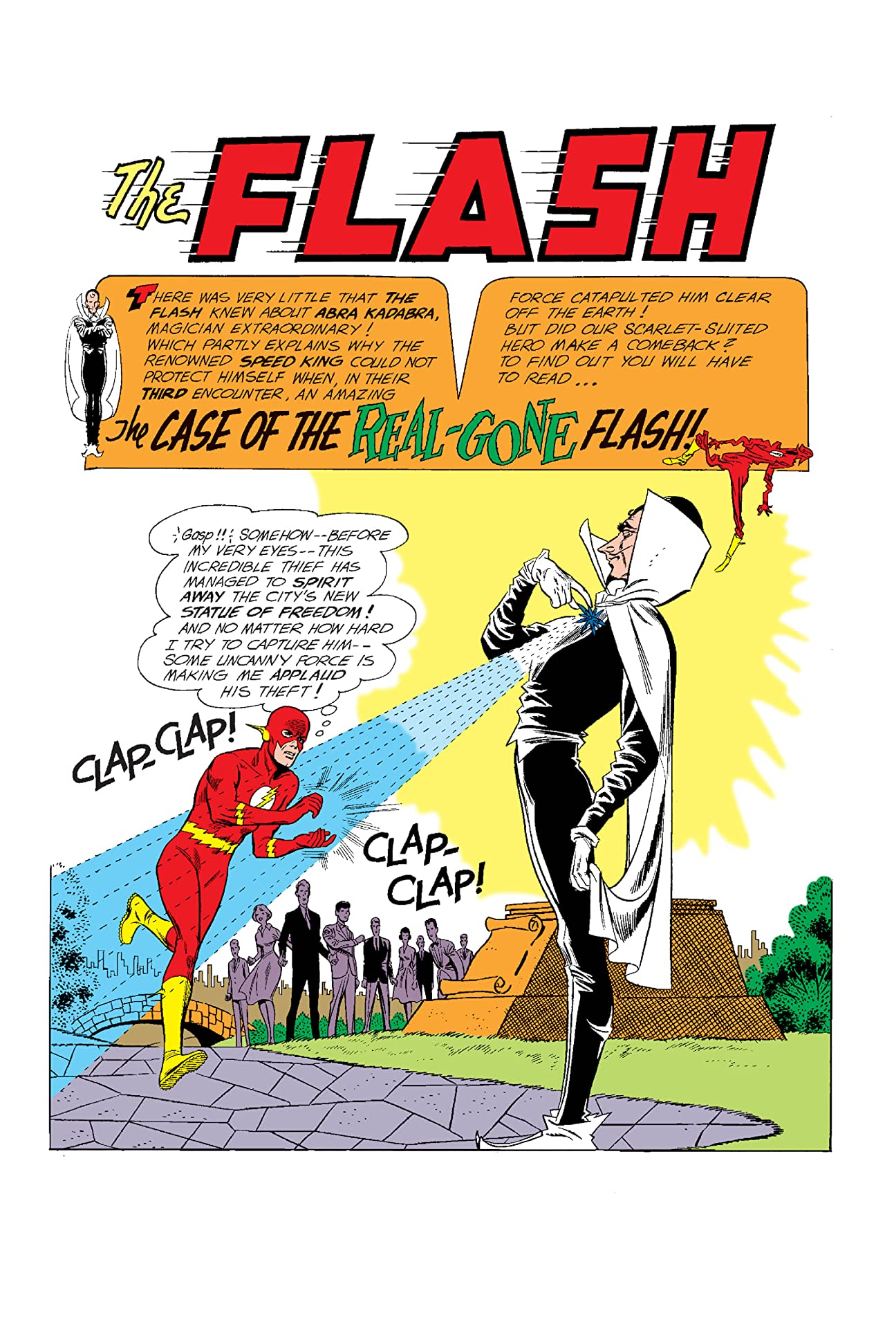 The Flash (1959-1985) #128