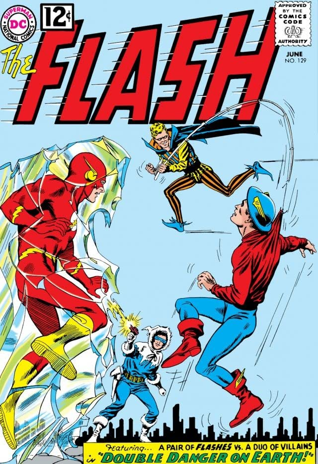 The Flash (1959-1985) #129