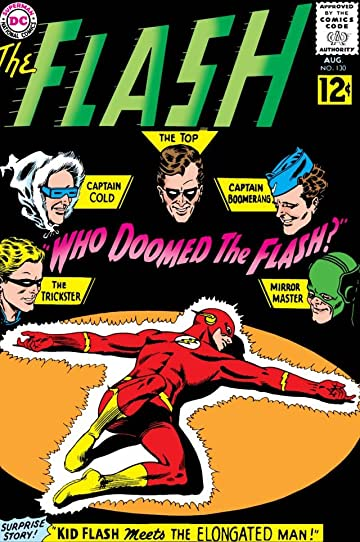 The Flash (1959-1985) #130