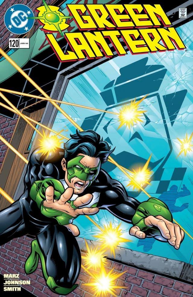 Green Lantern (1990-2004) #120