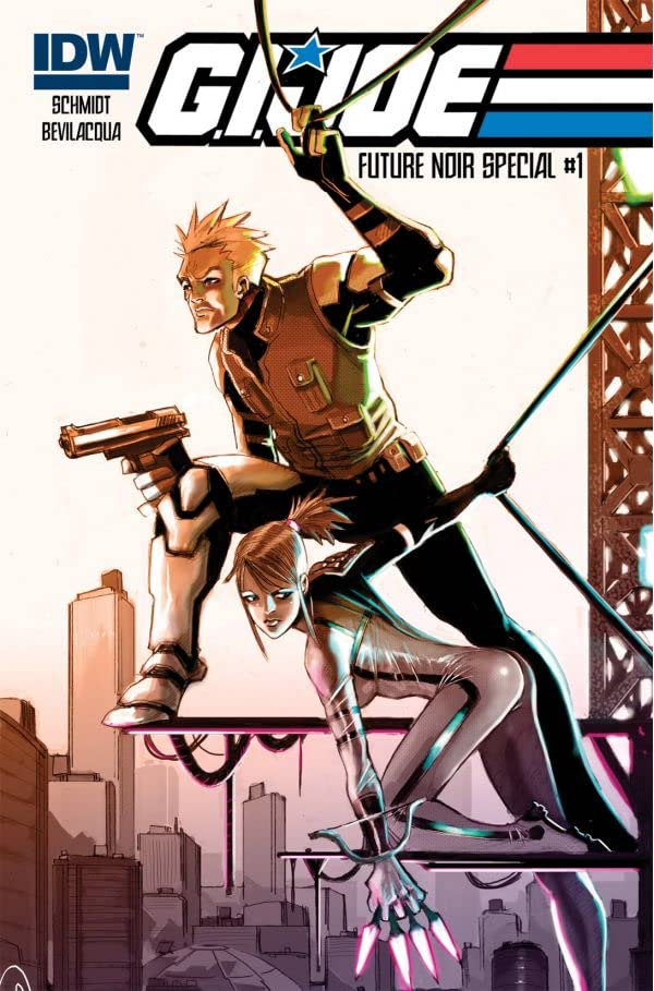 G.I. Joe: Future Noir Special #1