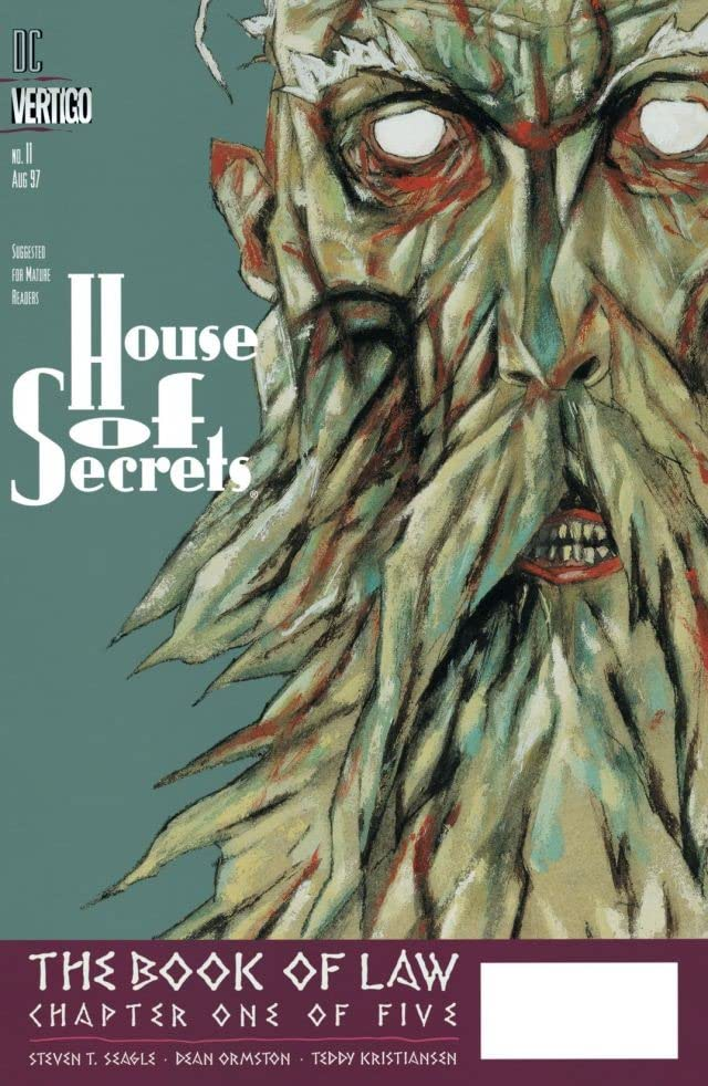 House of Secrets (1996-1998) #11