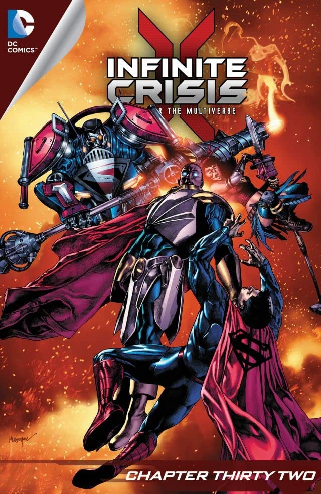 Infinite Crisis: Fight for the Multiverse (2014-2015) #32