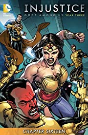 Injustice: Gods Among Us: Year Three (2014-2015) #16