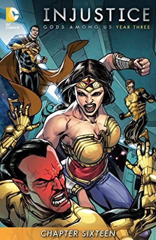 Injustice: Gods Among Us: Year Three (2014-) #16