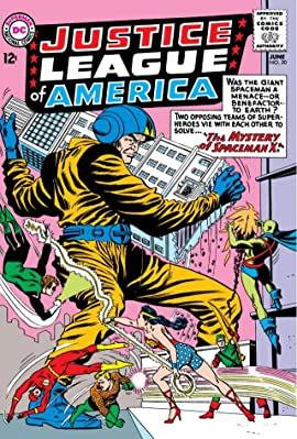 Justice League of America (1960-1987) #20