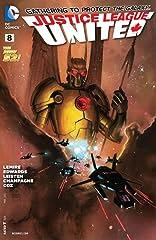 Justice League United (2014-) #8